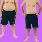 Perdere peso prima dopo uomo - www.scuoladirespiro.org