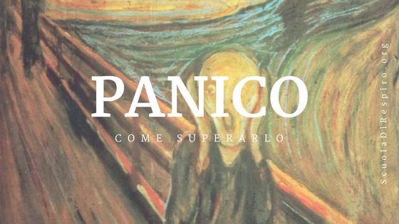 superare gli attacchi di panico