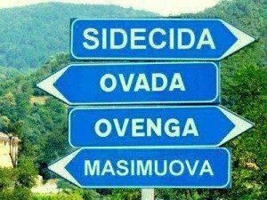 Prendere un strada - www.scuoladirespiro.org